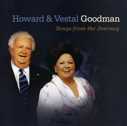 Howard Goodman & Vestal - Songs From the Journey [CD]
