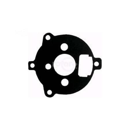 Carburetor Body Gasket.  Fits Briggs & Stratton Models:  142000 thru 147000, 252000, 301000, 325000.