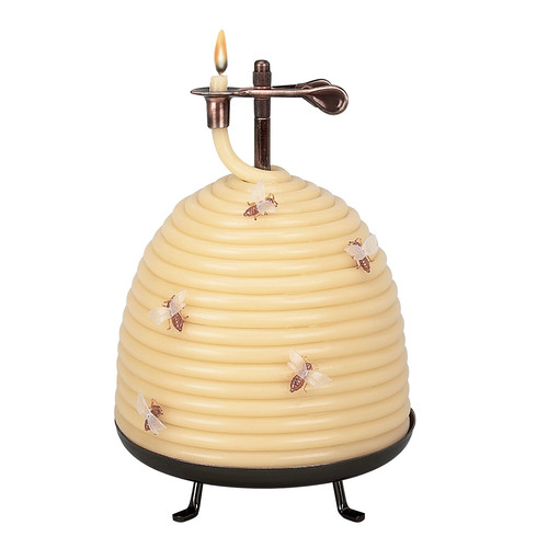 Candle By The Hour Beehive Designer Candle