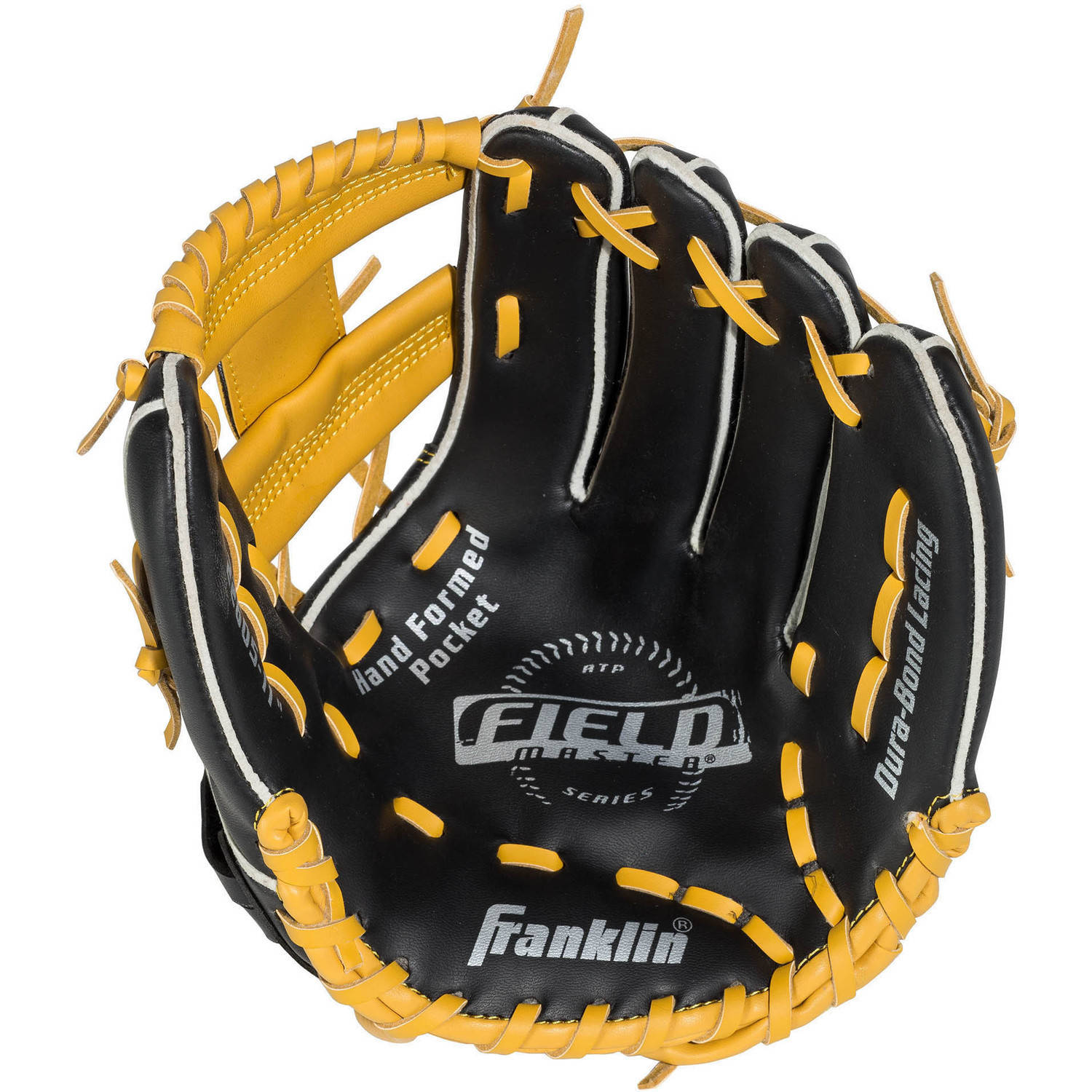 "Franklin Sports 11"" Fieldmaster Baseball Glove, Right Hand Throw"