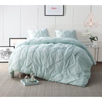BYB Hint of Mint Pin Tuck Comforter