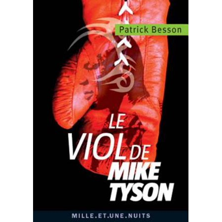 Le viol de Mike Tyson - eBook - Mike Tyson Tattoo Halloween