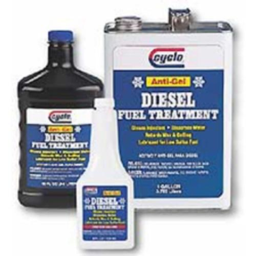 Cyclo Tri-stage Diesel Fuel Treatment, 32 Fluid Ounces Each, Case Of 12
