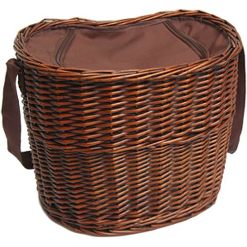 Willow Cooler Storage Basket