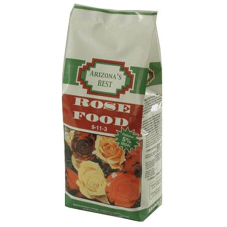 Arizonas Best AZB10071 18 x 11 x 3 in. Rose Food (Best Rose Food For Knockout Roses)