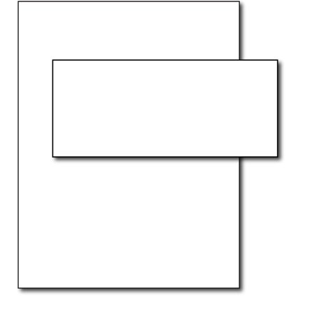 Executive Paper & Envelopes - 40 Sets