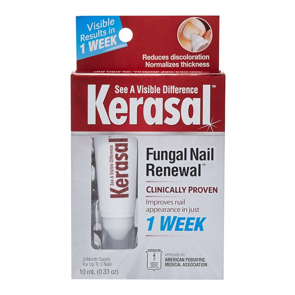 Kerasal Nail Fungal Nail Renewal Treatment, 10 mL / 0.33 oz