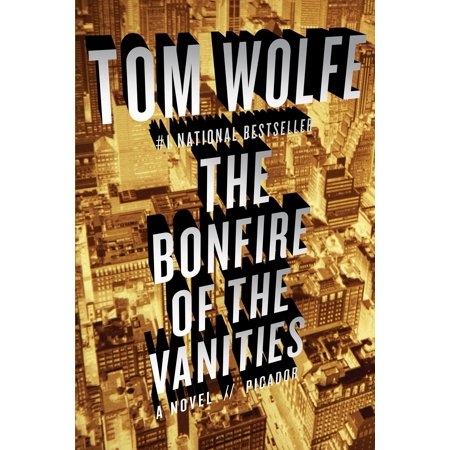 The Bonfire of the Vanities : A Novel - Birthday Bonfire