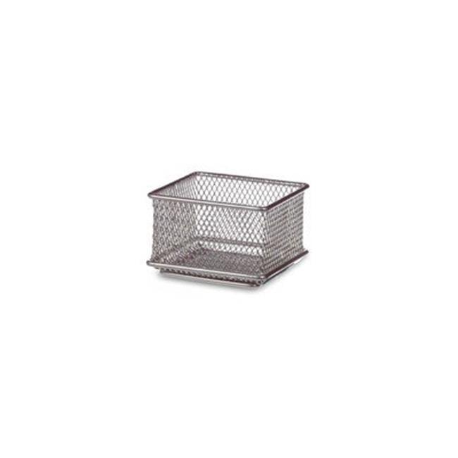 3 x 3 in. Stainless Steel Mesh Drawer Organizer - Silver - image 1 de 1