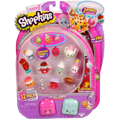 Shopkins Season 5, 12 pk