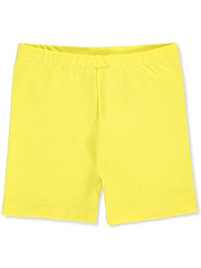 JP Girls' Wide Elastic Band Bike Shorts