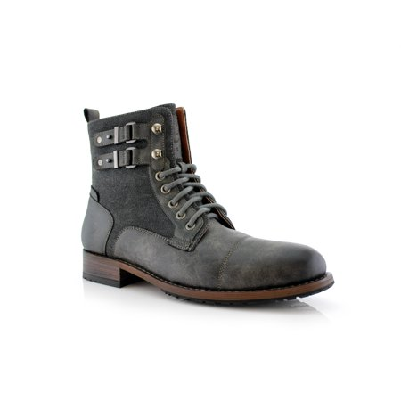 Polar Fox Mitch MPX808756 Stylish Zipper Boots for Work and Casual Wear