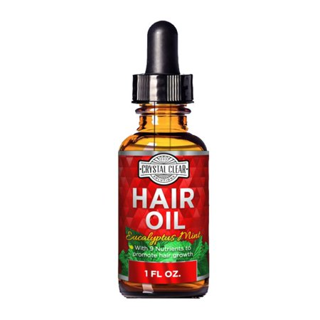 CCS Hair Oil Tratement, Repairs Dry Damaged Hair, Eucalyptus Mint scented 1 (Best Oil For Dry And Damaged Hair)