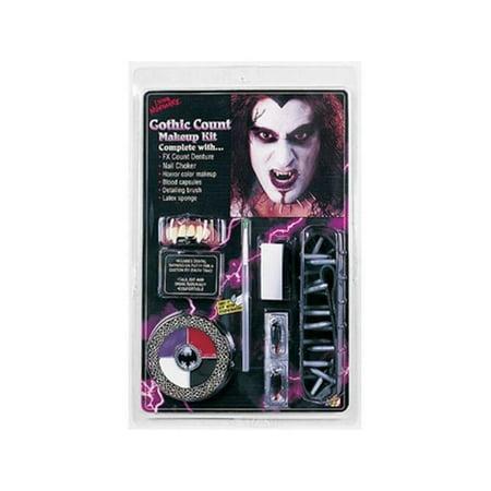 Adult Countess Vampire Makeup Kit
