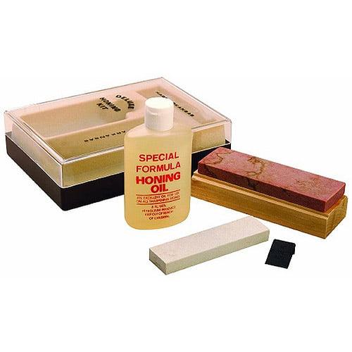 Gatco Natural Arkansas Sharpening Kit by Gatco