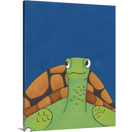 Great BIG Canvas | Chariklia Zarris Premium Thick-Wrap Canvas entitled Pet Portraits IV