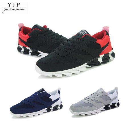 - YJP Mens Athletic Sneakers Running Sports Shoes