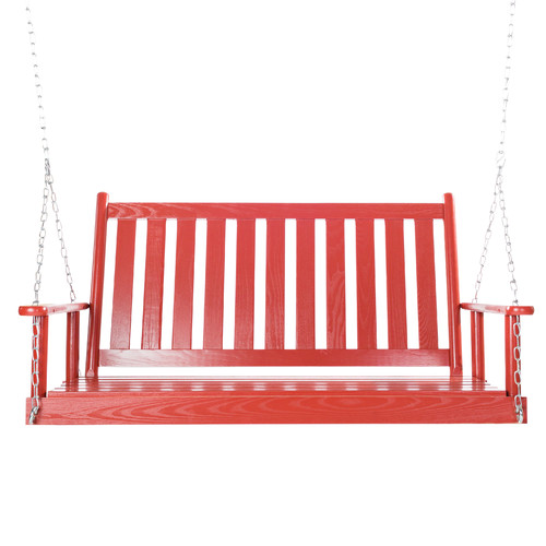 Dixie Seating Company Asheboro Porch Swing by Dixie Seating Company