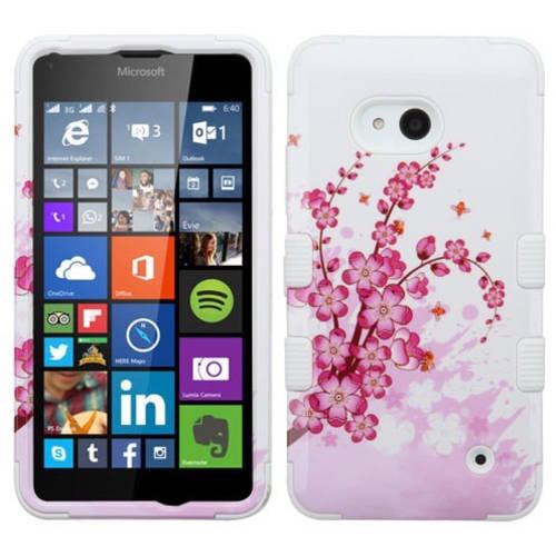 Nokia Lumia 640 MyBat Tuff Hybrid Protector Cover