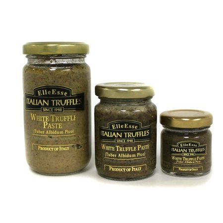 White Spring Truffle Paste - 3.17 oz (90g) Italian Truffle Mushroom Puree