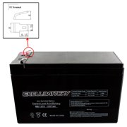 UB1270 VERIZON FIOS REPLACEMENT BATTERY 12V 7AH SLA RECHARGEABLE BATTERY