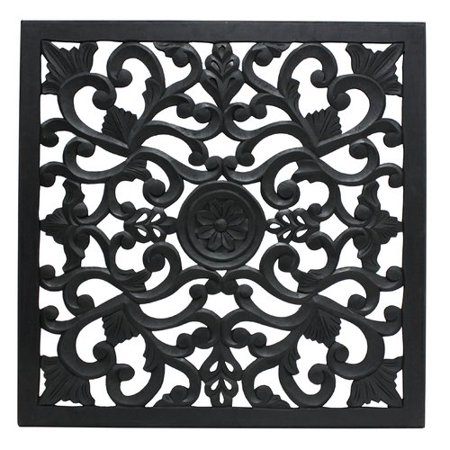fetco home decor tana medallion wall decor. Black Bedroom Furniture Sets. Home Design Ideas