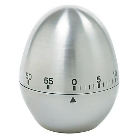Norpro 3'' Stainless Steel Egg (Norpro Egg Timer)