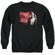 Arkham City So Much Ugly Mens Crewneck Sweatshirt