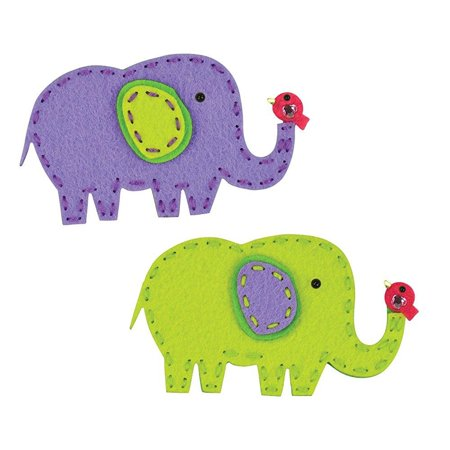 American Girl Crafts Sew and Share Kit, Elephants - Elephant Crafts