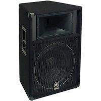 "Yamaha S115V 15"" 2-Way Professional PA Speaker"