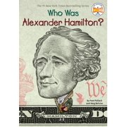 Who Was Alexander Hamilton? (Paperback)