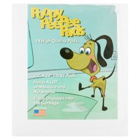 Poopy Pee Pee Pads, 23 in x 23 in, 14 count