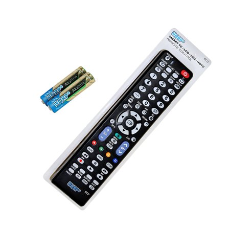 HQRP Remote Control for Samsung FH5000 Series UN39FH5000FXZA 39; LCD LED HD TV + HQRP Coaster