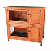 Trixie Pet 2-in-1 Rabbit Hutch