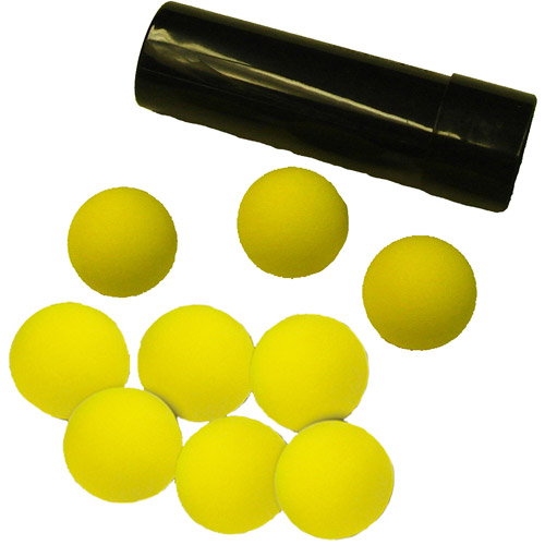 Stream Machine Bundle Pack, Ball Launcher and 6-Pack Replacement Balls