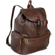 AmeriLeather Jumbo Leather Backpack