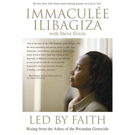 Led by Faith - eBook - Ebook Led