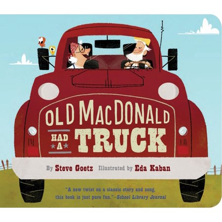 Easy Halloween Projects For 2 Year Olds (Old MacDonald Had a Truck : (Truck Books for Toddlers, Farm Board Books for 2 Year)