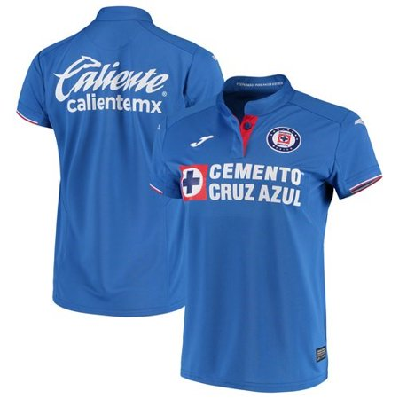 Cruz Azul Women's 2018/19 Home Club Replica Jersey -