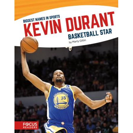 Kevin Durant : Basketball Star (Kevin Durant Party Supplies)