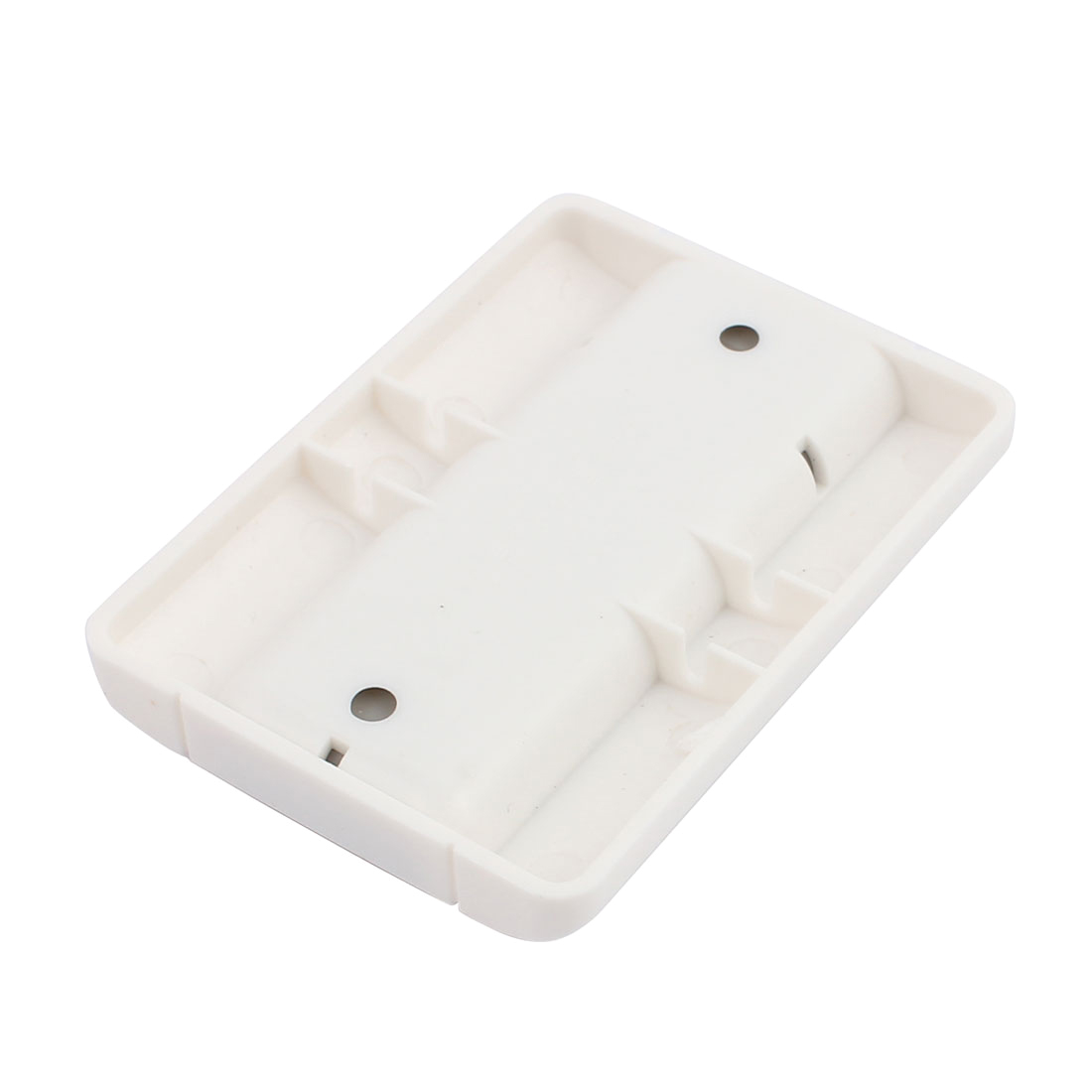 2pcs 100 Meters 2 Keys Plastic Shell Battery Powered Remote Controller w Base - image 2 de 3