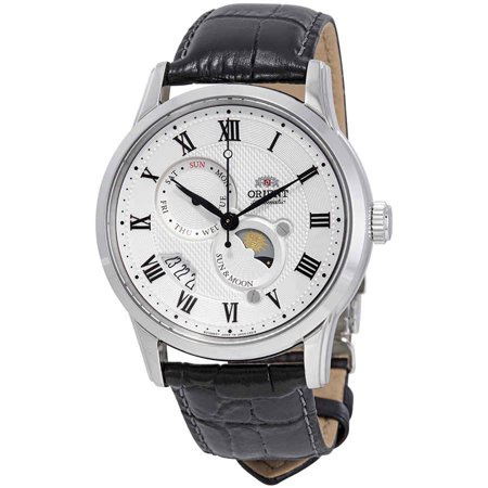 Orient Executive Sun and Moon 3 Automatic White Dial Men