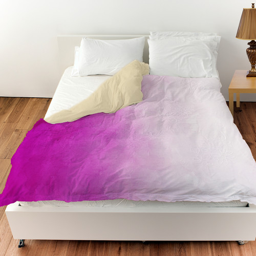 Manual Woodworkers & Weavers Ombre Duvet Cover