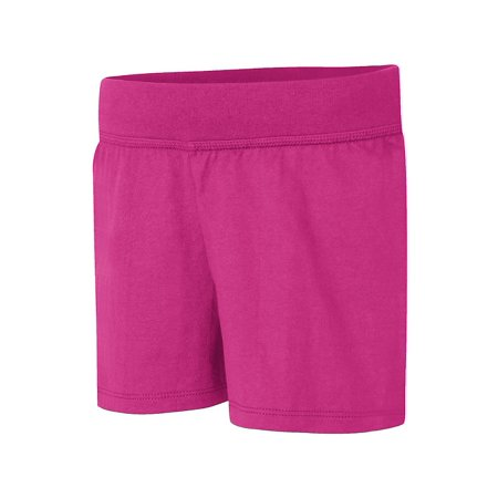 4b4b31e4 Hanes - Hanes Girls' Jersey Short(Little Girls & Big Girls) - Walmart.com
