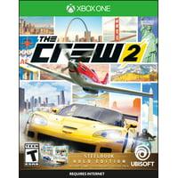 The Crew 2 Steelbook Gold Edition, Ubisoft, Xbox One, 887256029159