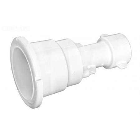 Gunite Spa Jet Fitting, White