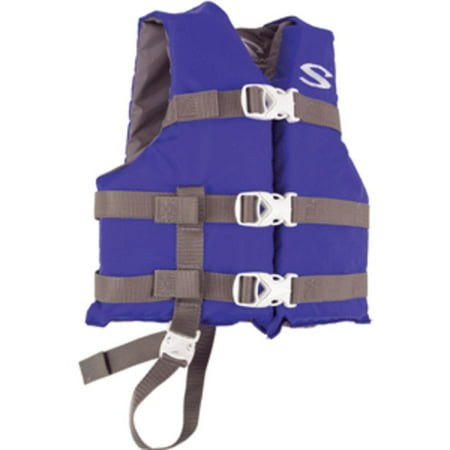 Stearns Classic Child Life Jacket - 30-50lbs - Blue-Grey  - image 1 de 1