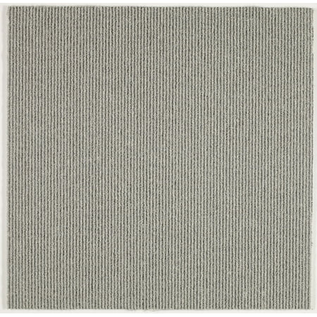 Capel Rugs - Shoal Platinum Sisal Rectangle Machine Woven Rugs - No color ()