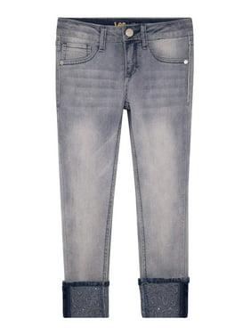 Lee Jeans Leopard Crop Jeans(Little Girls & Big Girls)