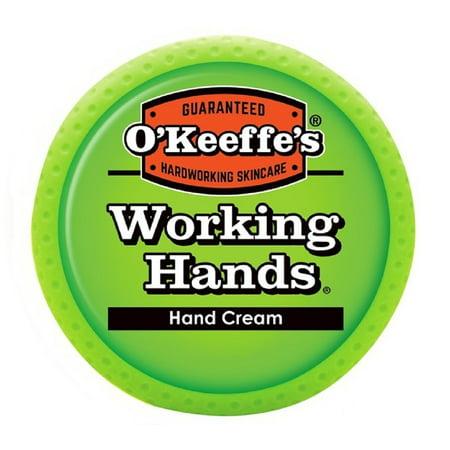 Working Hands Hand Cream  3 4 Oz   Jar 1   Pack  Usa  Brand Okeeffes